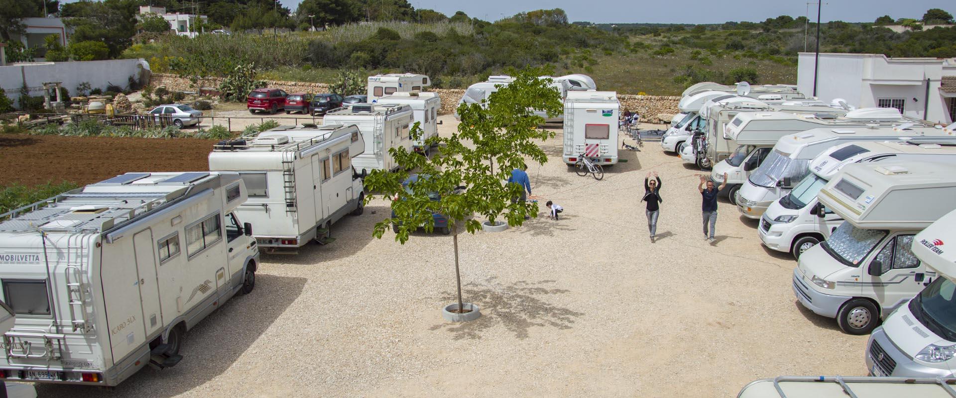 La Specchia - Area sosta attrezzata - Salento - Puglia - Taranto - Manduria - San Pietro in Bevagna